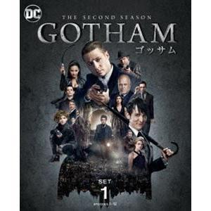 GOTHAM/ゴッサム〈セカンド・シーズン〉 前半セット [DVD]|starclub