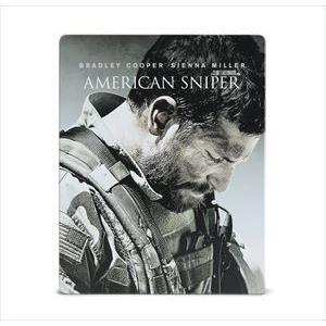 アメリカン・スナイパー ブルーレイ スチールブック仕様【数量限定生産】 [Blu-ray]|starclub