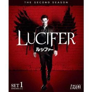 LUCIFER/ルシファー〈セカンド・シーズン〉 前半セット [DVD]|starclub