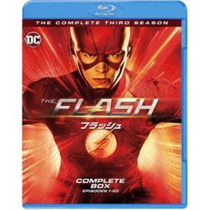 THE FLASH/フラッシュ〈サード・シーズン〉 コンプリート・セット [Blu-ray]|starclub