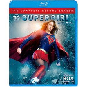 SUPERGIRL/スーパーガール〈セカンド・シーズン〉 コンプリート・セット [Blu-ray] starclub