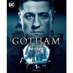 GOTHAM/ゴッサム〈サード・シーズン〉 前半セット [DVD]|starclub