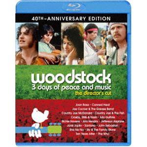 ディレクターズカット ウッドストック 愛と平和と音楽の3日間 [Blu-ray]|starclub