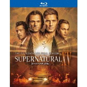 SUPERNATURAL XV<ファイナル・シーズン>ブルーレイ コンプリート・ボックス [Blu-ray]|starclub