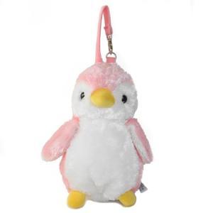 オーロラワールド アクアキッズ ポーチ ペンギン ピンク (ポーチ)|starclub