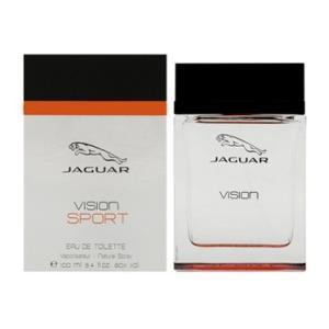 ジャガー ジャガー ヴィジョン スポーツ EDT 男性用香水 100mlの商品画像|ナビ