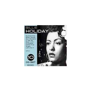 輸入盤 BILLIE HOLIDAY / 10 CD WALLET BOX [10CD]