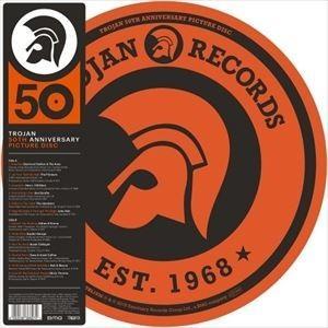 輸入盤 VARIOUS / TROJAN 50TH ANNIVERSARY PICTURE DISC (LTD) [LP]