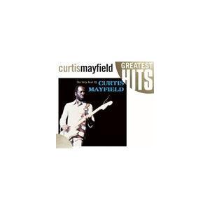 輸入盤 CURTIS MAYFIELD / 1970-1990 : VERY BEST [CD] starclub