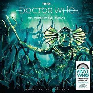 輸入盤 O.S.T. / DOCTOR WHO : UNDERWATER MENACE (VOLCANIC VINYL) [2LP]|starclub