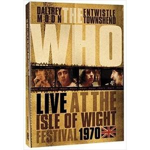 輸入盤 WHO LIVE AT THE ISLE OF WIGHT FESTIVAL 2004 DVD の商品画像|ナビ