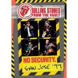 輸入盤 ROLLING STONES / FROM THE VAULT : NO SECURITY-SAN JOSE 1999 [DVD]|starclub
