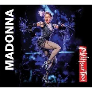 輸入盤 MADONNA / REBEL HEART TOUR [DVD+CD] starclub