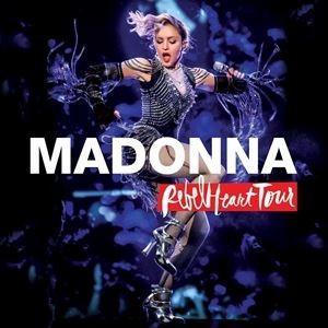 輸入盤 MADONNA / REBEL HEART TOUR [BLU-RAY+CD] starclub