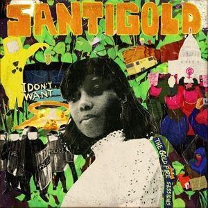 輸入盤 SANTIGOLD / I DON'T WANT: THE GOLD FIRE SESSIONS [LP]|starclub