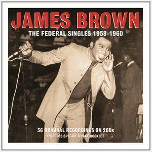 種別:2CD 【輸入盤】 フィデラル・シングルス1958‐1960 ジェームス・ブラウン 内容:[D...