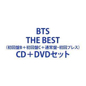 BTS / BTS, THE BEST(初回盤B+初回盤C+通常盤・初回プレス) [CD+DVDセット]|starclub