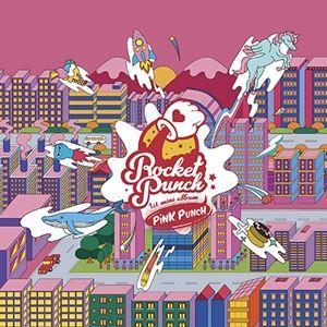 輸入盤 ROCKET PUNCH / 1ST MINI ALBUM : PINK PUNCH [CD]