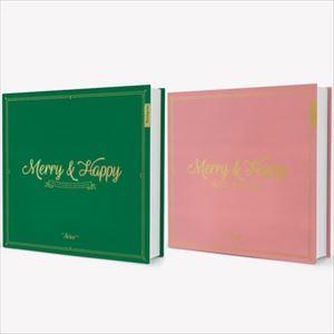 輸入盤 TWICE / 1ST REPACKAGE ALBUM : MERRY & HAPPY [CD]|starclub
