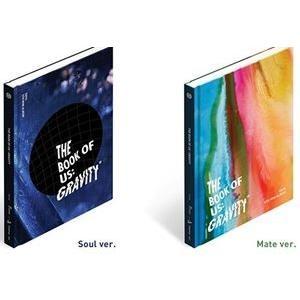 輸入盤 DAY6 / BOOK OF US:GRAVITY [CD] starclub