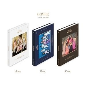 輸入盤 TWICE / 8TH MINI ALBUM : FEEL SPECIAL [CD]