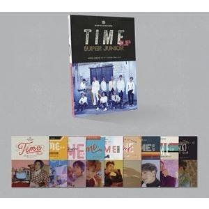 輸入盤 SUPER JUNIOR / 9TH ALBUM : TIME SLIP [CD]|starclub
