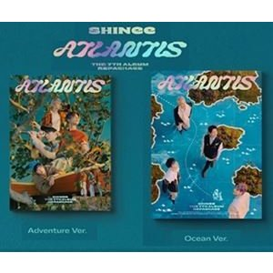輸入盤 SHINEE / 7TH ALBUM REPACKAGE : ATLANTIS [CD]|starclub