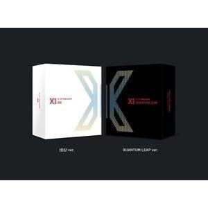 輸入盤 XI / 1ST MINI ALBUM : FLIGHT UP : QUANTUM LEAP [KIT ALBUM]|starclub