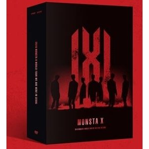 輸入盤 MONSTA X / 2019 MONSTA X WORLD TOUR : [WE ARE HERE] IN SEOUL [3DVD]|starclub