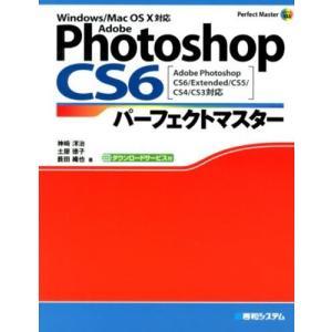 Adobe Photoshop CS6パーフェクトマスター