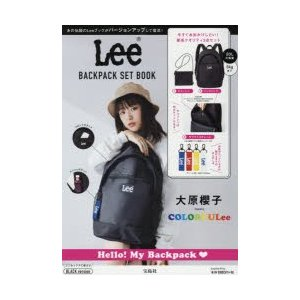 Lee BACKPACK SE ブラック|starclub