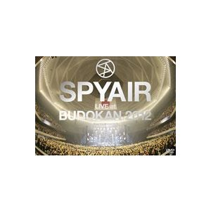 SPYAIR/SPYAIR LIVE at 武道館 2012 [DVD]|starclub
