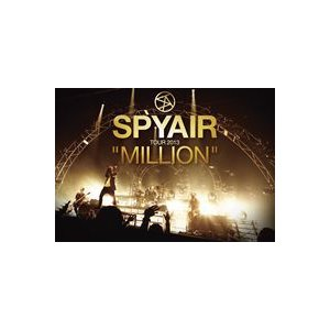 "SPYAIR TOUR 2013 ""MILLION"" [DVD]|starclub"