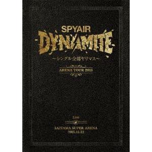 SPYAIR/DYNAMITE〜シングル全部ヤリマス〜(通常盤) [DVD]|starclub