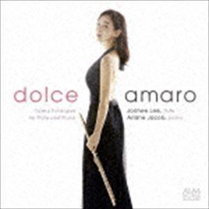イ・ジュヒ アリアンヌ・ジャコブ(fl/p) / dolceamaro フルートとピアノで奏でるオペラファンタジー [CD] starclub