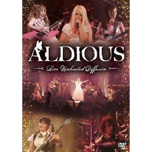 Aldious Live Unlimited Diffusion DVD の商品画像|ナビ