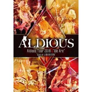 "Aldious Tour 2018""We Are""Live at LIQUIDROOM DVD の商品画像 ナビ"