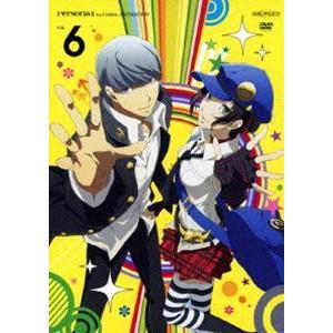 ペルソナ4 ザ・ゴールデン 6(通常版) [DVD]|starclub