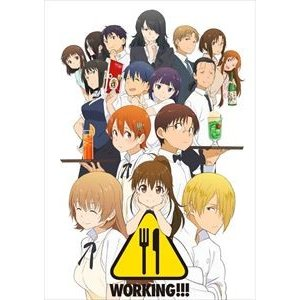 WORKING!!! 3(通常版) [DVD]|starclub