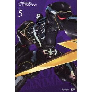 ペルソナ4 5(通常版) [DVD]|starclub