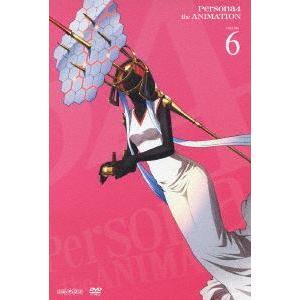 ペルソナ4 6(通常版) [DVD] starclub