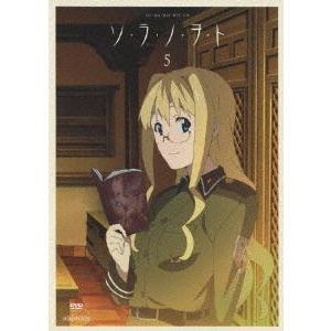 ソ・ラ・ノ・ヲ・ト 5 通常版 DVD の商品画像|ナビ