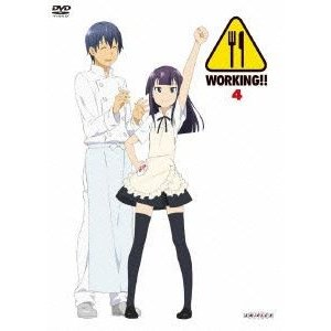 WORKING!! 4(通常版) [DVD]|starclub
