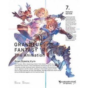 GRANBLUE FANTASY The Animation 7(完全生産限定版) [DVD]|starclub