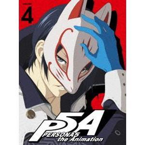 ペルソナ5 4(完全生産限定版) [DVD]|starclub