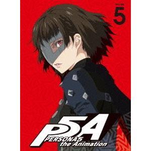 ペルソナ5 5(完全生産限定版) [DVD]|starclub