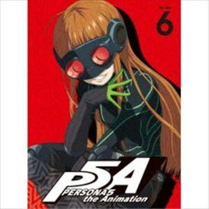 ペルソナ5 6(完全生産限定版) [DVD]|starclub