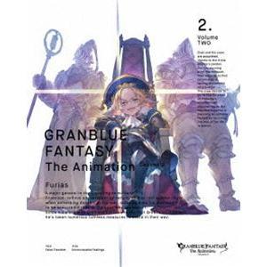 GRANBLUE FANTASY The Animation Season2 2(完全生産限定版) [DVD]|starclub