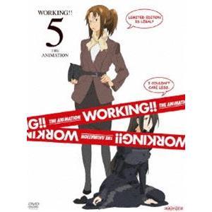 WORKING!! 5(完全生産限定版) [DVD]|starclub