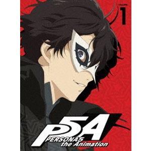 ペルソナ5 1(完全生産限定版) [Blu-ray]|starclub